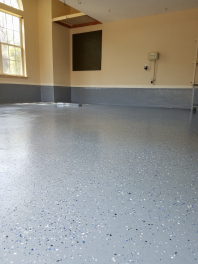 Epoxy Innovations Chip Floor After 1