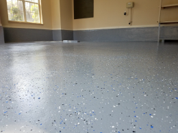 Epoxy Innovations Chip Floor After 2